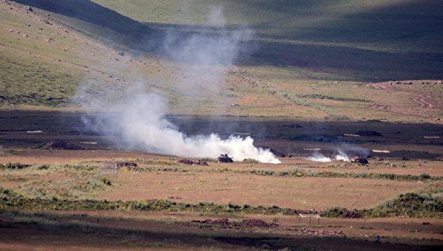 В Армении российский военный убил сослуживца и застрелился