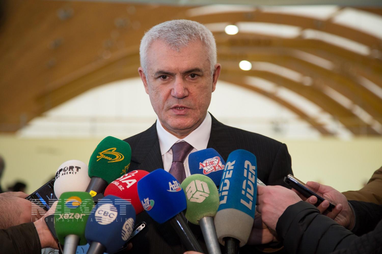 Namiq Əliyev işdən çıxarıldı