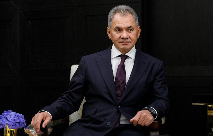 Russian defense minister invited celebrate Moldova's liberation