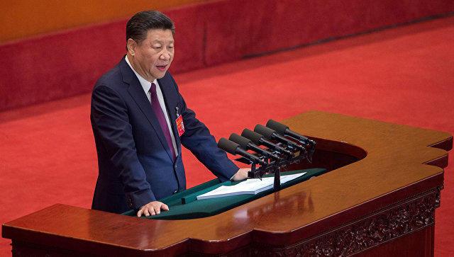 Китай поставил Си Цзиньпина в один ряд с Мао