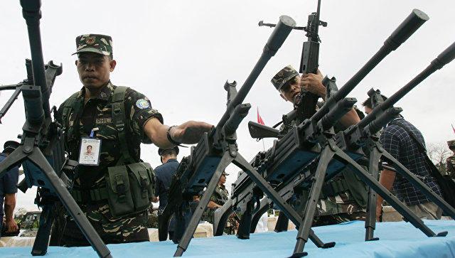 Австралия направит на Филиппины военных