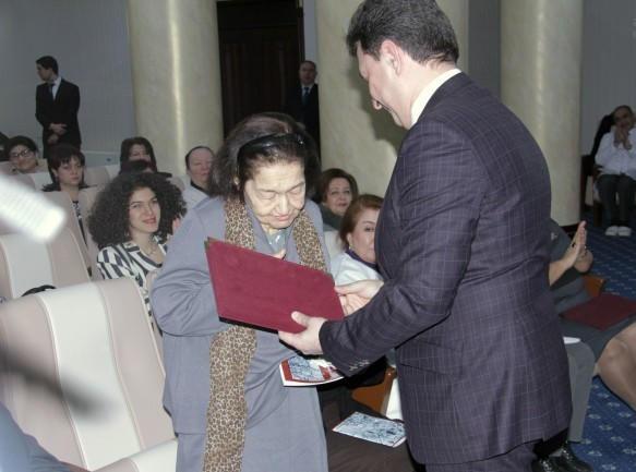 Скончалась дочь Мустафы Топчубашева