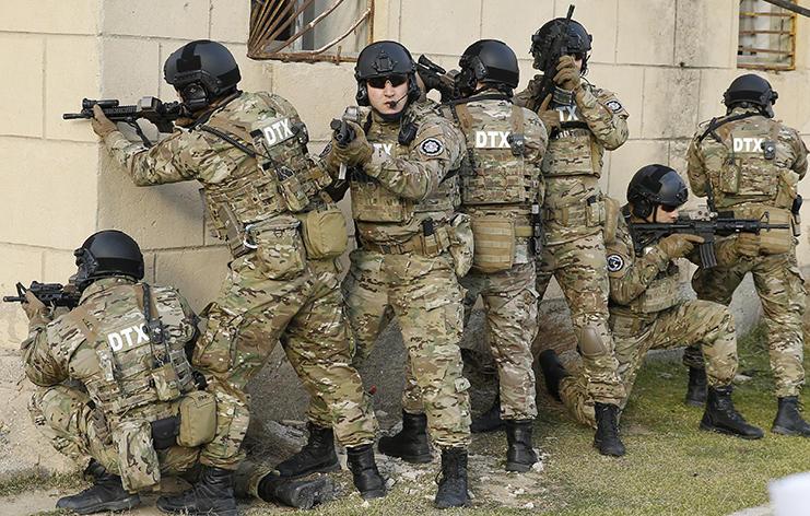 СГБ задержала в Нефтчале шестерых должностных лиц