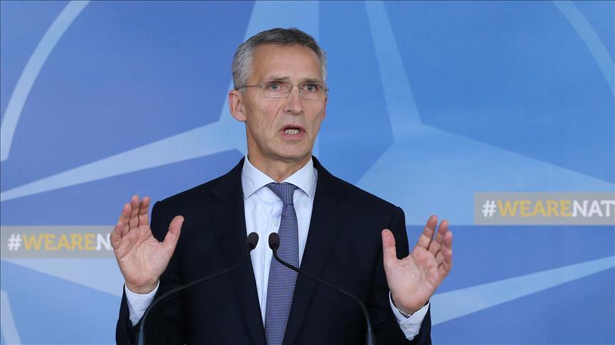 Генсек НАТО прибыл с визитом в Багдад