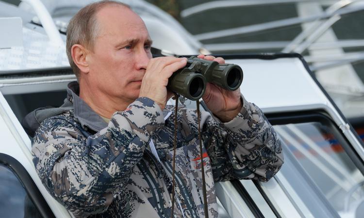 Военная операция в Сирии завершается - Путин