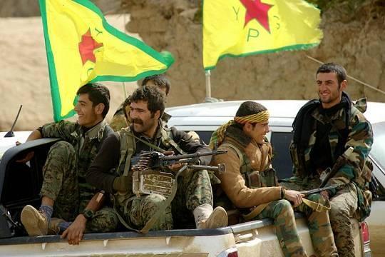 Действия YPG координируются из Кандила -  курдский политик