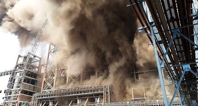 Hindistanda fabrikdə partlayış: Ən azı 10 ölü