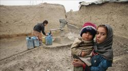 Diarrhoea kills up to 9,500 Afghan children a year