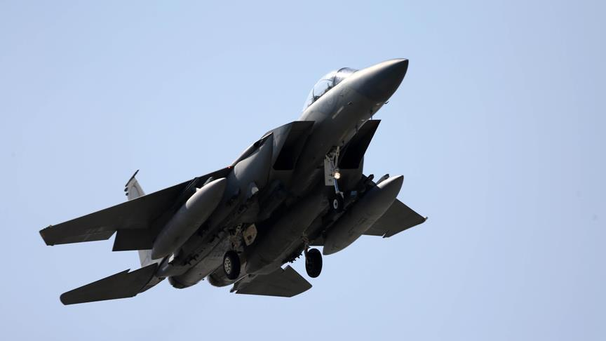 Хуситы сбили саудовский истребитель
