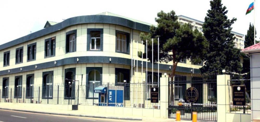 Penitensiar Xidmətdən İkram Rəhimovla bağlı - Açıqlama