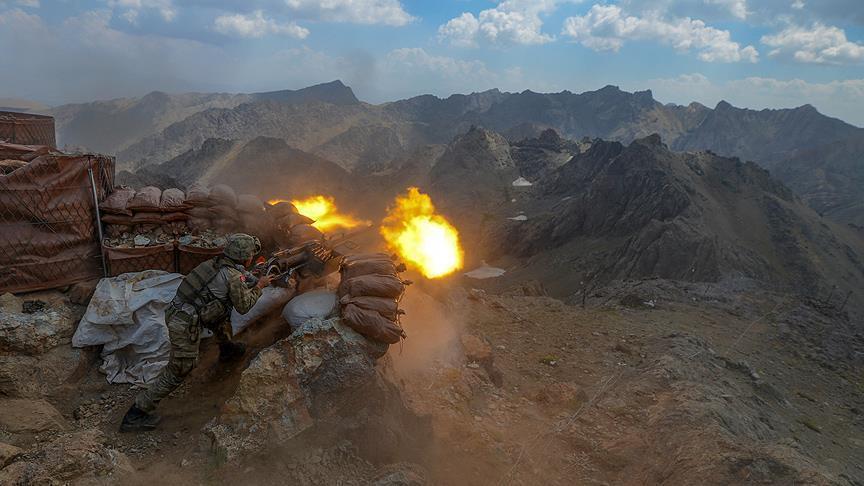 Столкновение с РПК в Ираке: погиб турецкий военный
