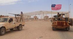 Ruslar Suriyada ABŞ hərbi karvanını geri qaytardı - Video