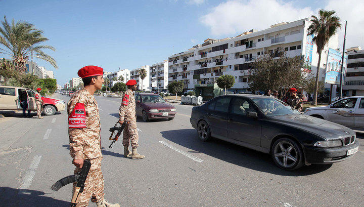Libya declared a state of emergency