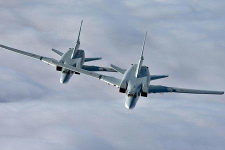 Rusiyanın bombardmançısı qəzaya düşdü: 2 ölü, 2 yaralı