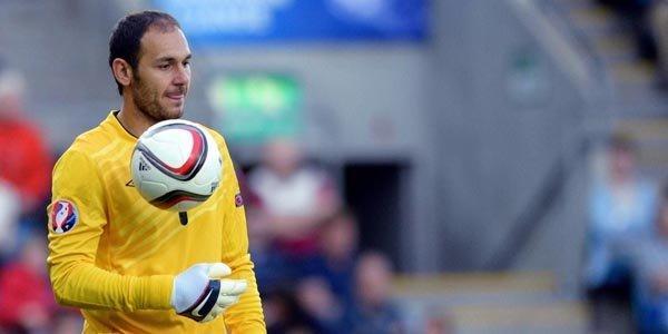 Камран Агаев не сыграет в матче с Косово