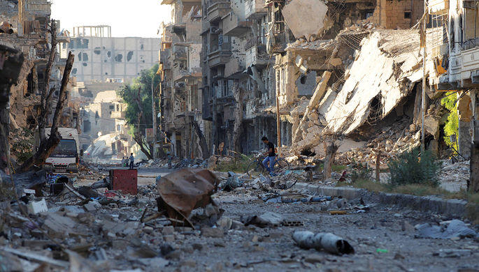 Христиане Сирии жалуются на давление террористов