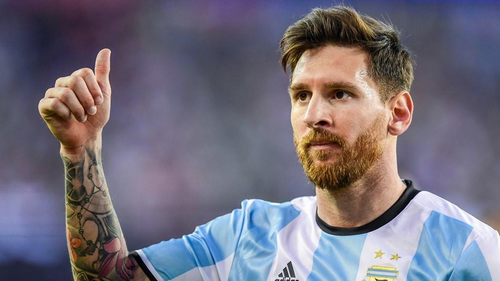 Prezident Messini Maradonadan üstün tutdu