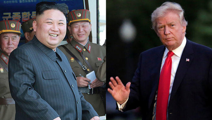 Trump denies making concessions to N Korea