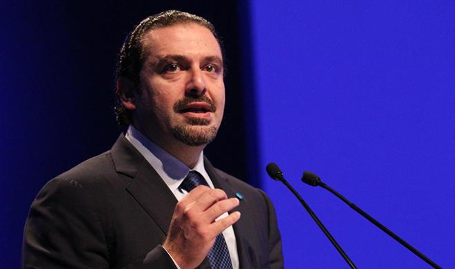 Hariri to visit Egypt Monday before returning to Lebanon