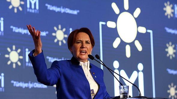 İYİ Partiyasında şok: Akşənər istefa verdi