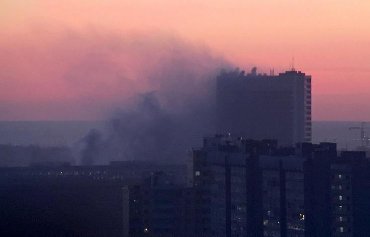 Moskvada partlayış: yaralılar var