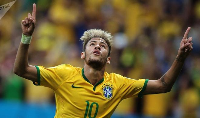 Neymar jeers at Messi prior to own World Cup blunder