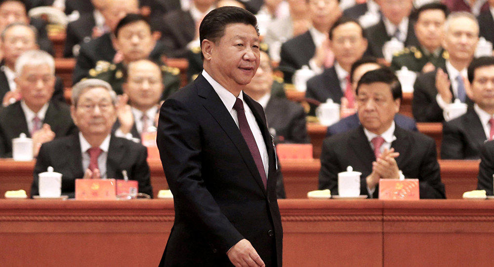 China's Xi looks to strengthen Italian ties