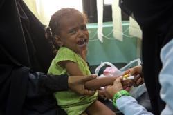 U.N., aid groups warn of starvation and death in Yemen