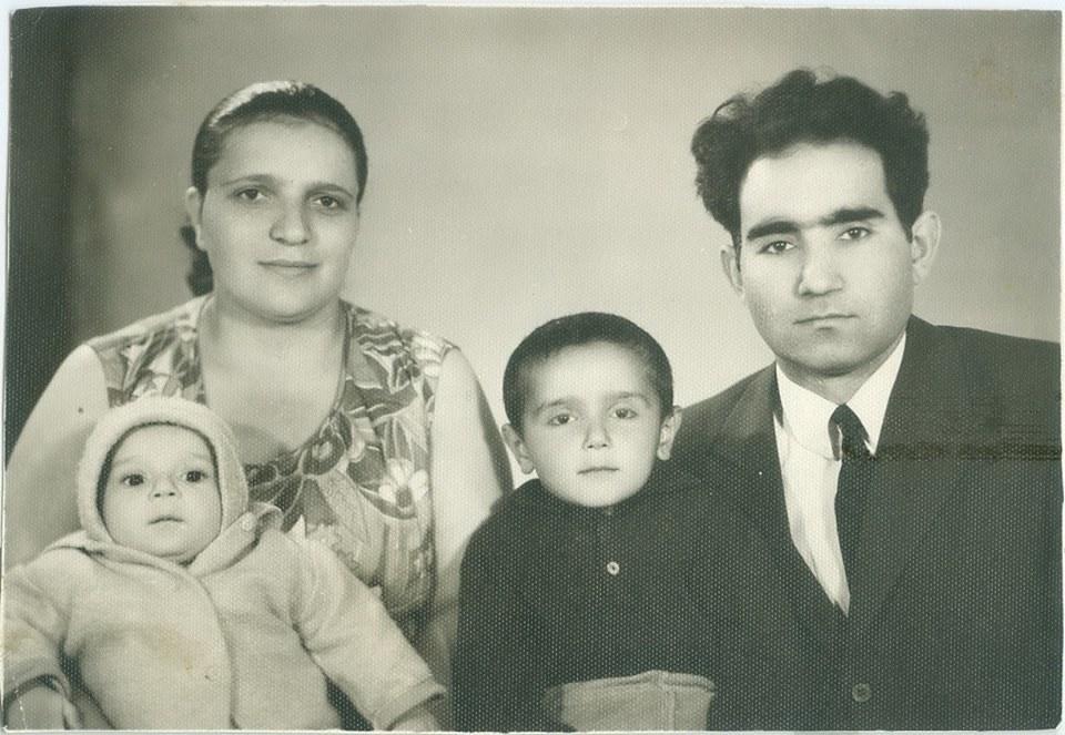 Bizim Ağa müəllim: SSRİ-dən qorxmayan köhnə kişi - Foto