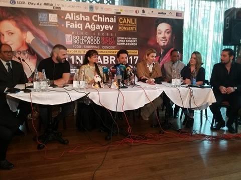 """""""Oyna, oyna""""nın qəhrəmanı Bakıda: Faiq Ağayevlə... – Foto"""