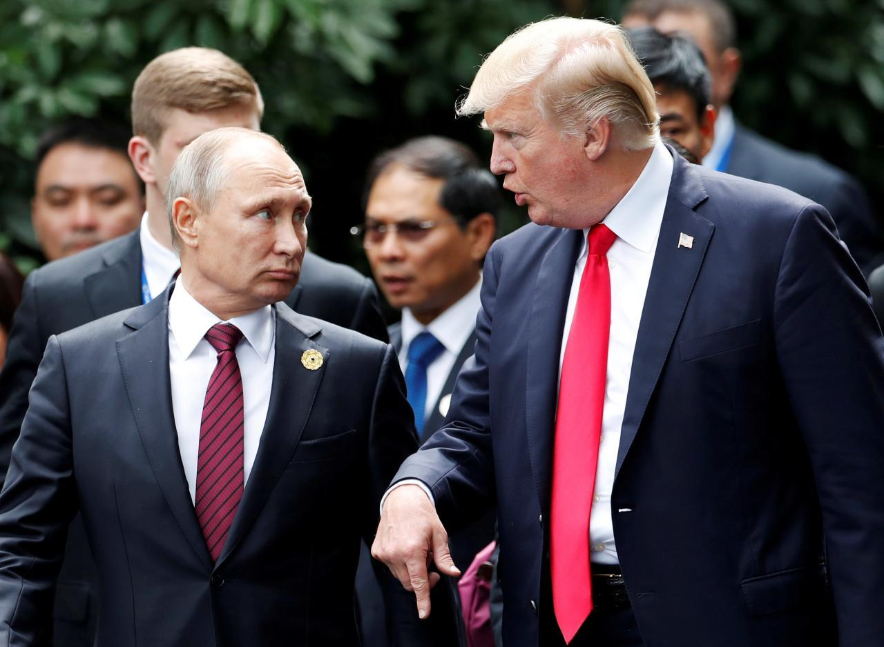 Trump says Putin may attend next G7 summit in US