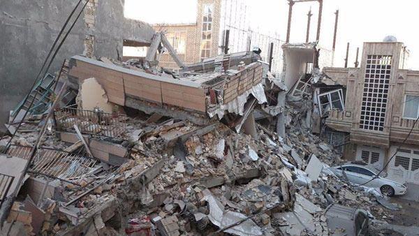 ایراندا داها بیر داغیدیجی زلزله - تعجیلی