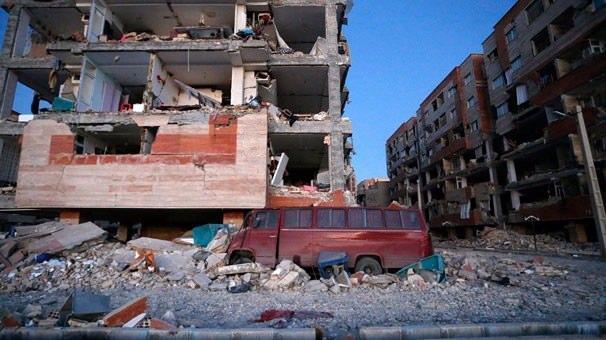 ایراندا نؤوبتی زلزله