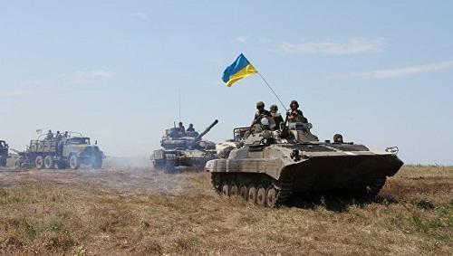 Ukrayna Qorlovkaya hücuma hazırlaşır