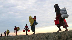 Rohingya return to Myanmar puts them at 'grave risk'