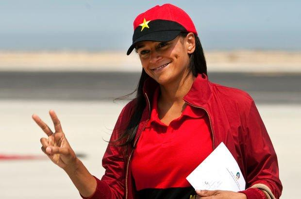 Africa's richest woman 'ripped off Angola'