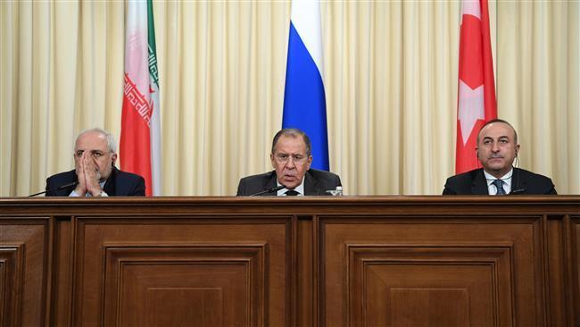 В Женеве проходит трехсторонняя встреча по Сирии