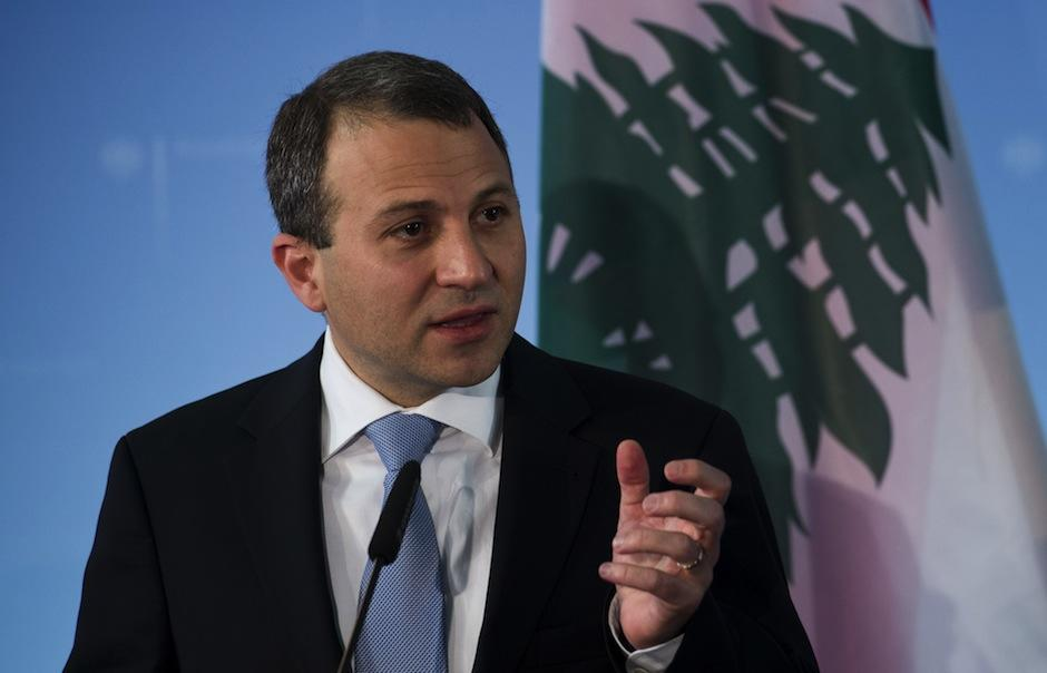 Lebanon's Bassil says Aoun-Hariri partnership will lead to government