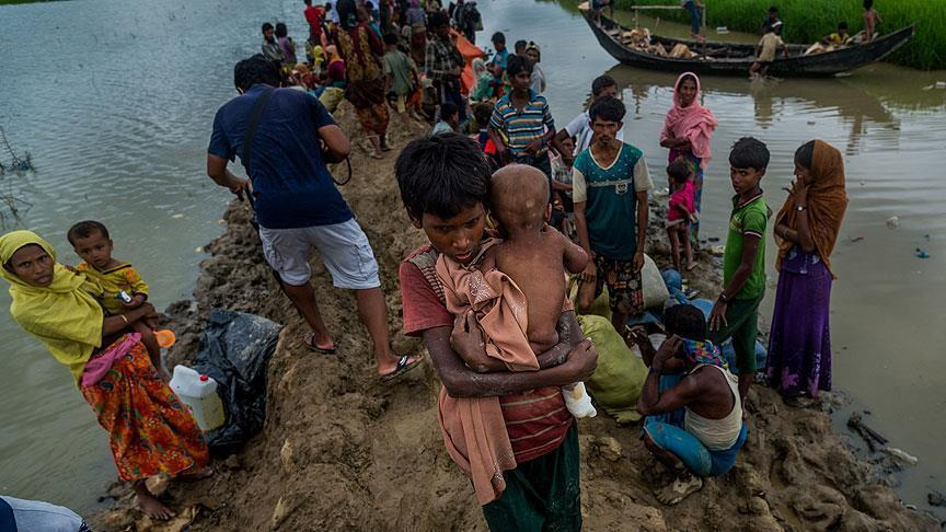 Fearful, Rohingya refugees reject planned repatriation