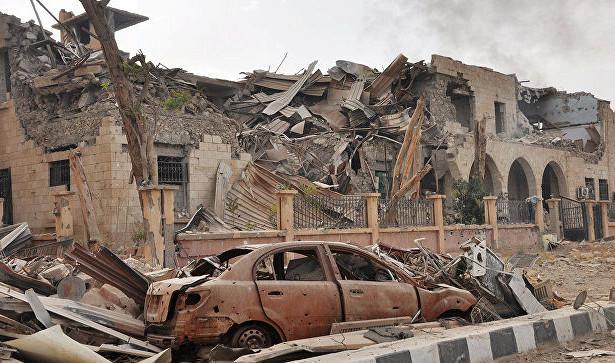 В Дейр-эз-Зоре подорвали 20 человек