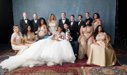 Serena Williams' star-studded wedding to Alexis Ohanian