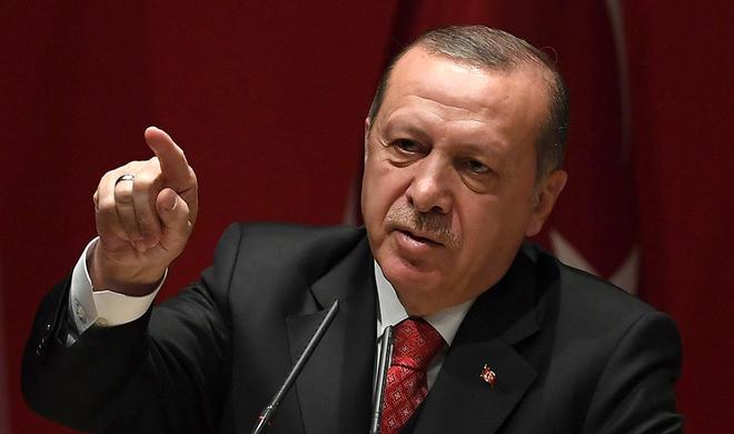 تورکییه آنتارکتیدادا سؤز صاحبی اولاجاق - اردوغان