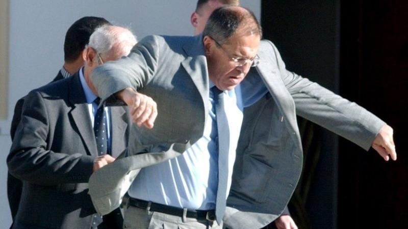 Lavrov arrived in Yerevan