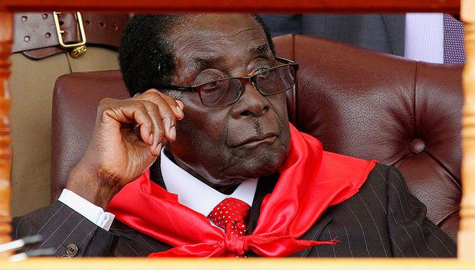 Мугабе исчез