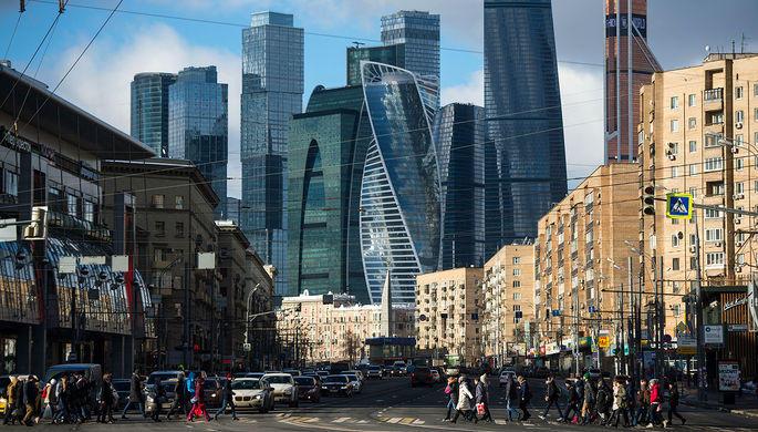 Шесть человек пострадали при стрельбе в «Москва-Сити»