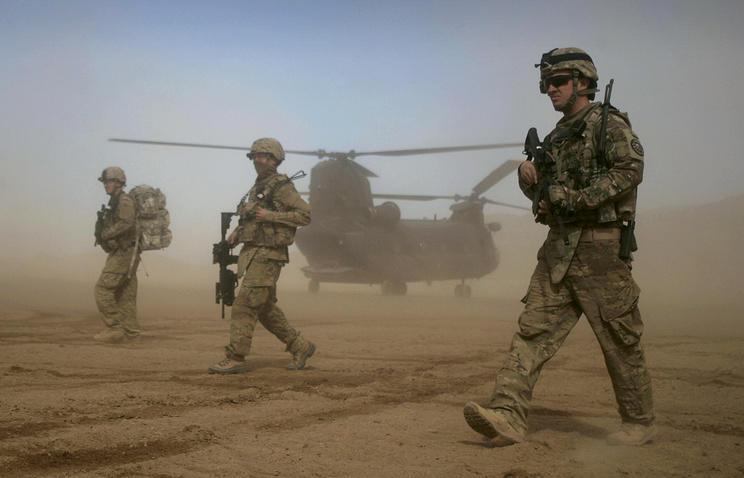Сколько потратили США в Афганистане?