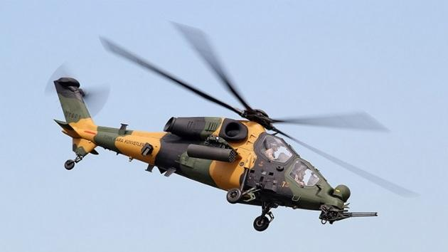 Turkey has added a new ATAK helicopter to its arsenal