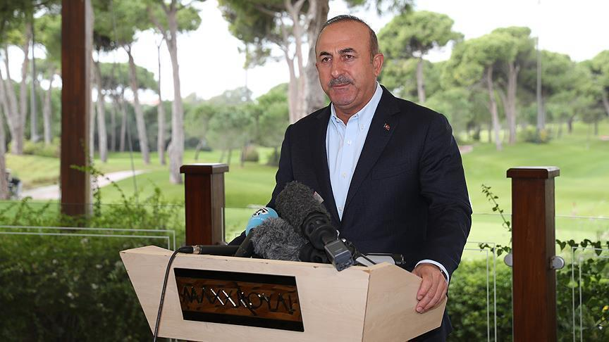 Чавушоглу о министерской встрече в Анталье