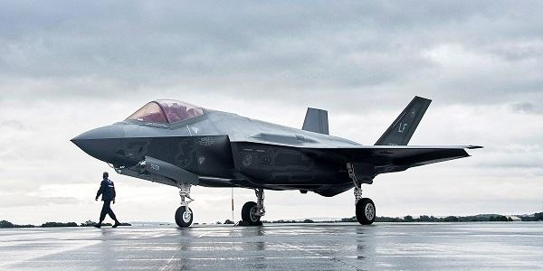 Великобритания планирует закупить 17 истребителей F-35