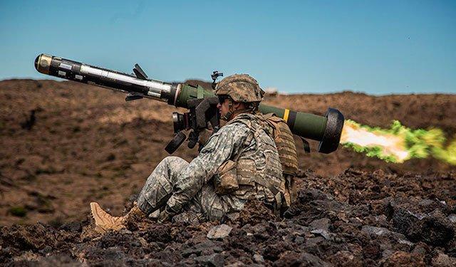آمریکا بو سلاح اوچون اوکراینایا میلیونلار آییریر